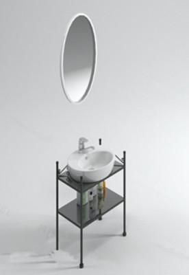 3d Max Model Round Mirror Sink