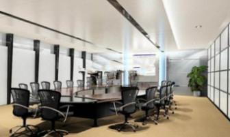 Architecture Meeting Room 3dsMax Model Free