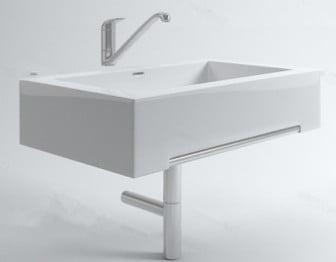 Washbasin 3d Max Model Free