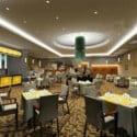 Restaurant 3ddsMax Interior Scene Model Free
