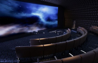 3d Cinema Theater Interior 3d Max Model Free 3ds Max