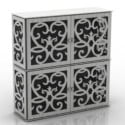 Cabinet Texture Drawers 3d Max Model Free