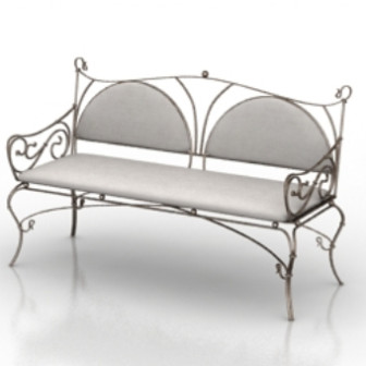 Distinguished Sofa 3d Max Model Free