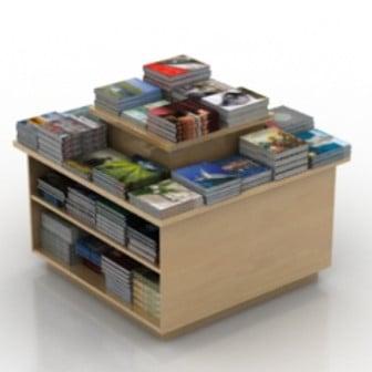 Cluttered Desk Book