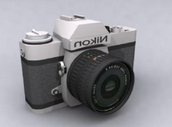 3d Max Model Free Practical Digital Camera