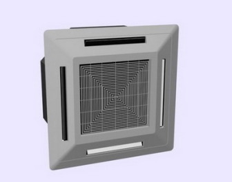Square Ceiling Air Conditioning 3d Max Model Free