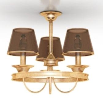 Combination Lamp 3d Max Model Free