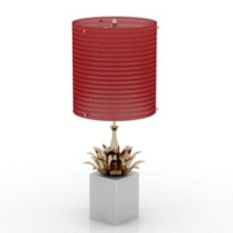Lantern Style Lamp 3d Max Model Free