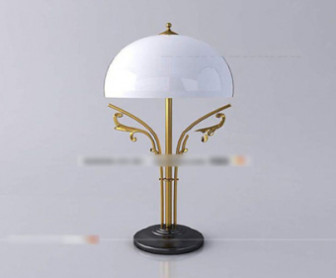 2014 Table Lamp 3dsMax Model Free