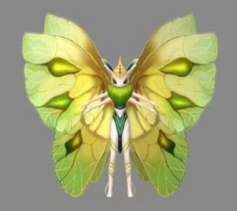 Del personaje del mago mariposa