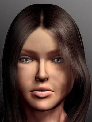 Human Body Female Head Free