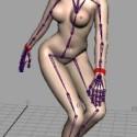 Female Body 3dsMax Model Free