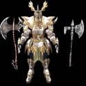 Character Golden Armor 3dsMax Model Free
