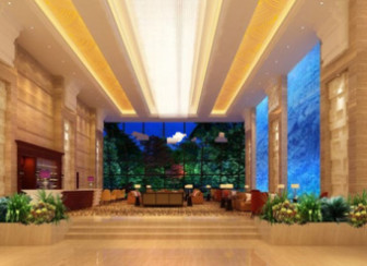 Hotel Lobby 3d Max Model Free (3ds,Max) Free Download