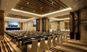 Modern Architecture Meeting Room Scene