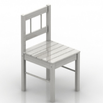 Home Wooden Single Chair