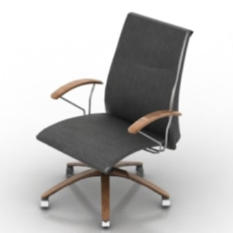 Computer Pulley Chair 3d Max Model Free