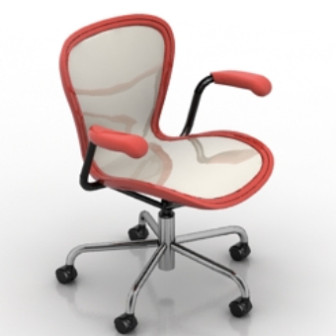 Modern Mobile Chair 3d Max Model Free