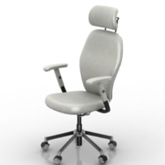 Comfortable Office Chair 3d Max Model Free