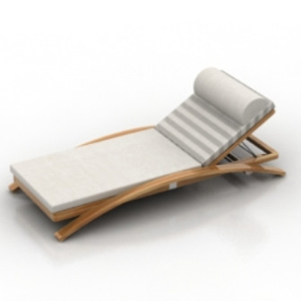 Pool Relax Chair 3dsMax Model Free