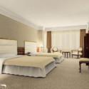 Hotel Standard Room 3dsMax Model Scene