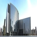 Skyscraper Exterior  Free