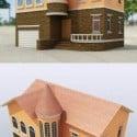 European Castle Building 3dsMax Model