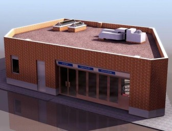 Shop Modern Architecture 3dsMax Model