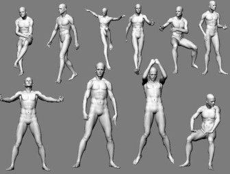 3D Scanning Rigged Realistic Human Avatar Models in 10