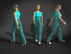 Women 3dsMax Models