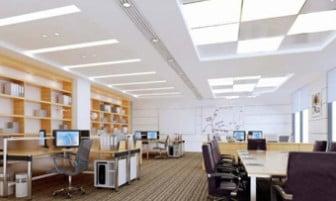 Office Interior Design Scene