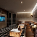 Luxury Karaoke Interior Room 3d Max Model