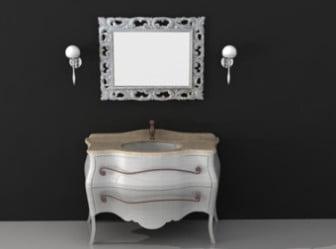 Bathroom Sink 3dsMax Model Free