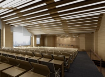 Conference Room Space Design 3d Max Model
