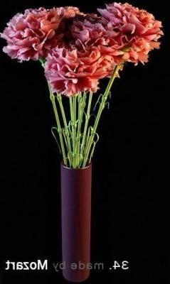 The Flower Pot Indoor 3dsMax Model
