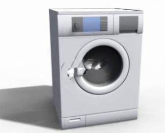 3d Max Model Free Of Drum Type Washing Machine