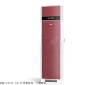 Haier Air Conditioning 3d Max Model Free