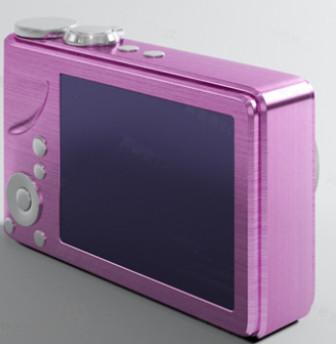 Pink Camera 3d Max Model Free