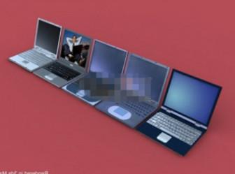 3d Max Model Laptops