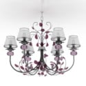Violet Style Chandelier