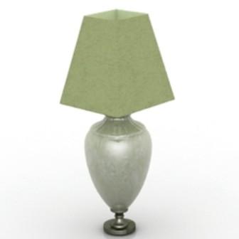 Pastel Bedside Lamp 3d Max Model Free