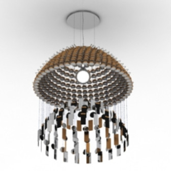 Conference Room Chandelier 3d Max Model Free