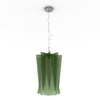 Green Chandelier 3d Max Model Free
