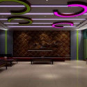 Office Hall Space Interior 3d Max Model Free