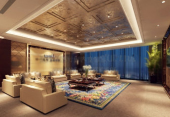 Luxury Living Room Interior Design 3d Max Model