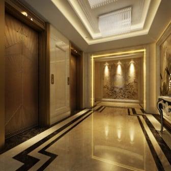 Luxury Elevator Decoration 3d Max Model Free (3ds,Max) Free