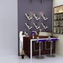House Wet Bar Decor 3d Max Model Free