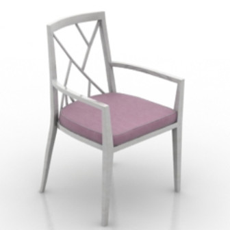 Single Decor Chair 3d Max Model Free