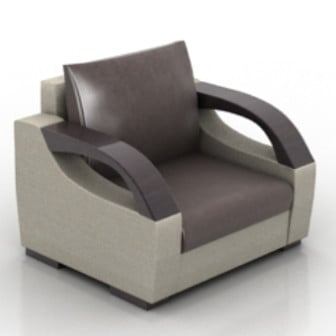 Comfortable Sofa Chair 3d Max Model Free