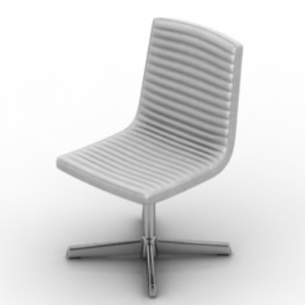 Computer Chair 3d Max Model Free